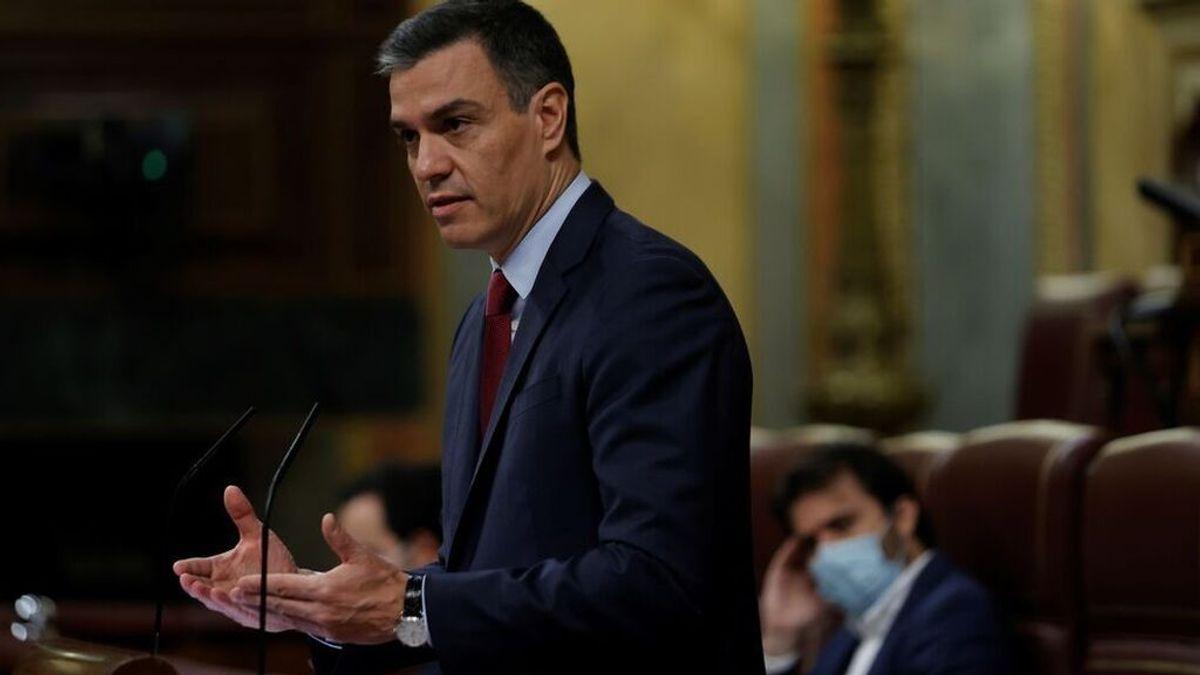 Sánchez niega un referéndum mientras Vox y C's presionan a Casado a presentar una moción de censura