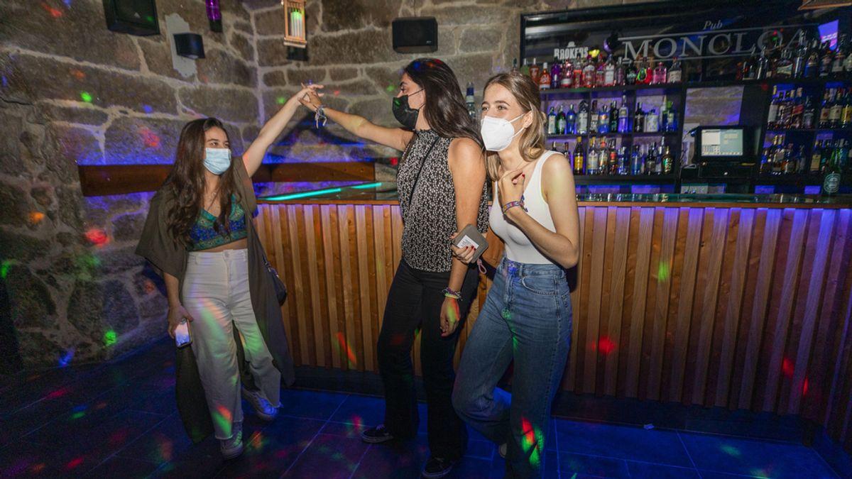 VÍDEO: Coronavirus.- Cantabria cierra el ocio nocturno en 16 municipios, entre ellos Santander, desde esta noche