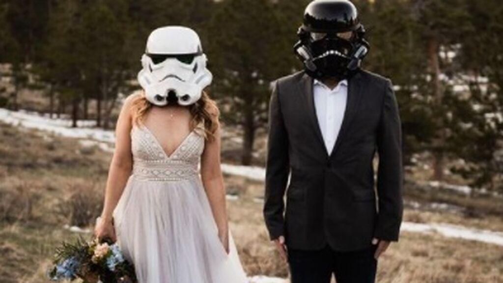 Bodas temáticas de cine para sorprender a tus invitados: de Star Wars a Disney