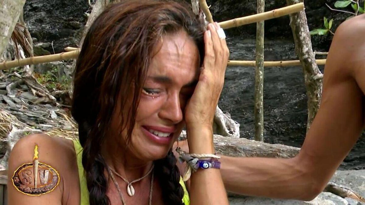 """Las cartas que ha recibido Olga de Antonio David, Rocío y David Flores: """"Me haces mucha falta aquí"""""""