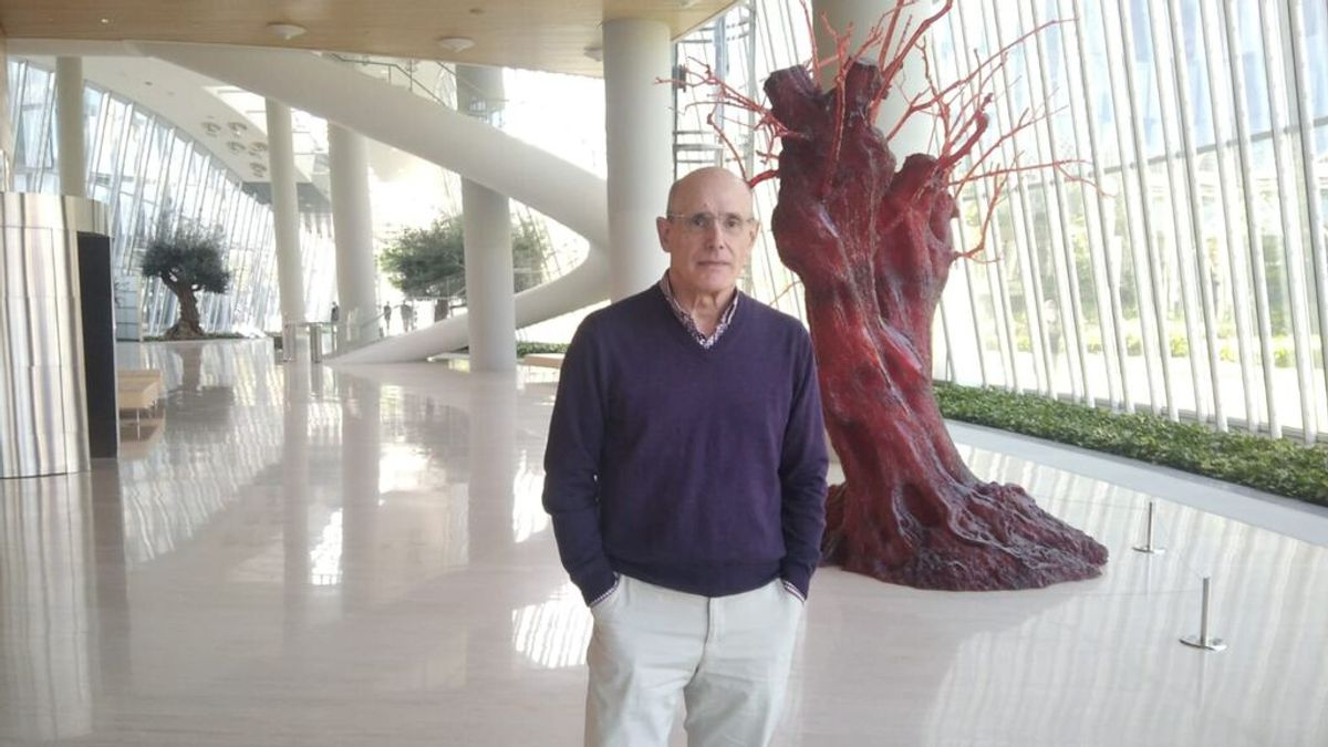Rafael Bengoa en Bilbao