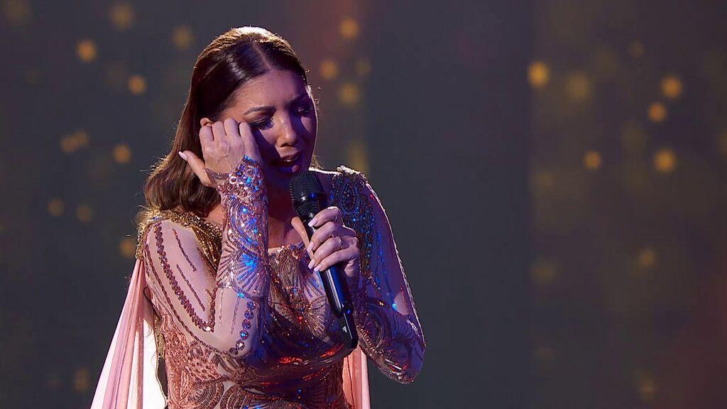 La actuación de Joana Jiménez: 'Punto de partida'