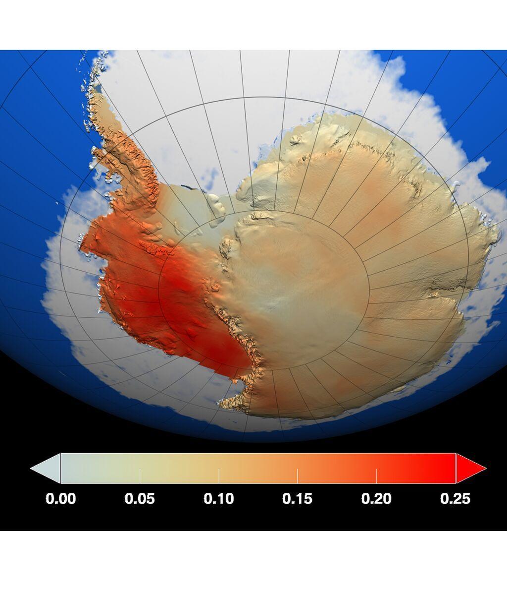 warming antarctica