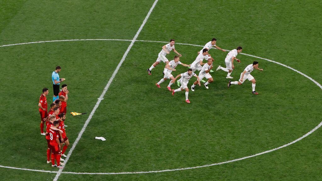 Unai Simón es el nuevo santo y mete a España en semifinales: La tanda de penaltis al completo