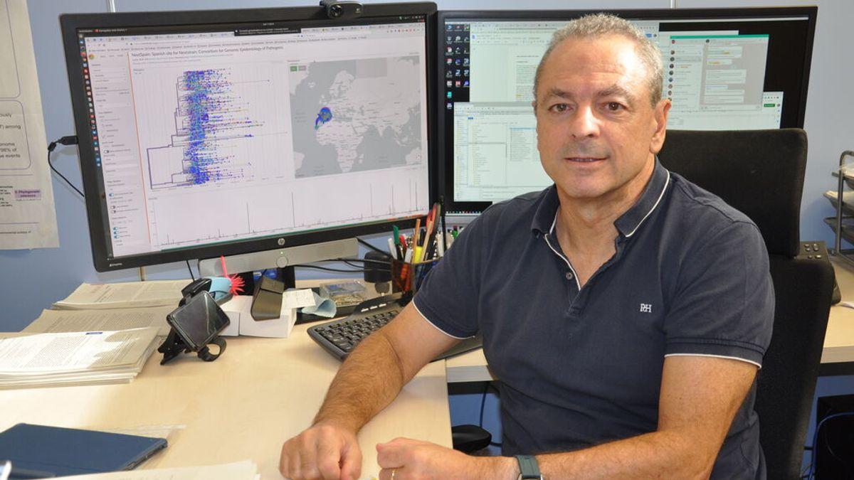 """Fernando González Candelas, genetista: """"La delta no es la peor variante a la que nos podemos enfrentar, es altamente probable que aparezca una que escape a las vacunas"""""""