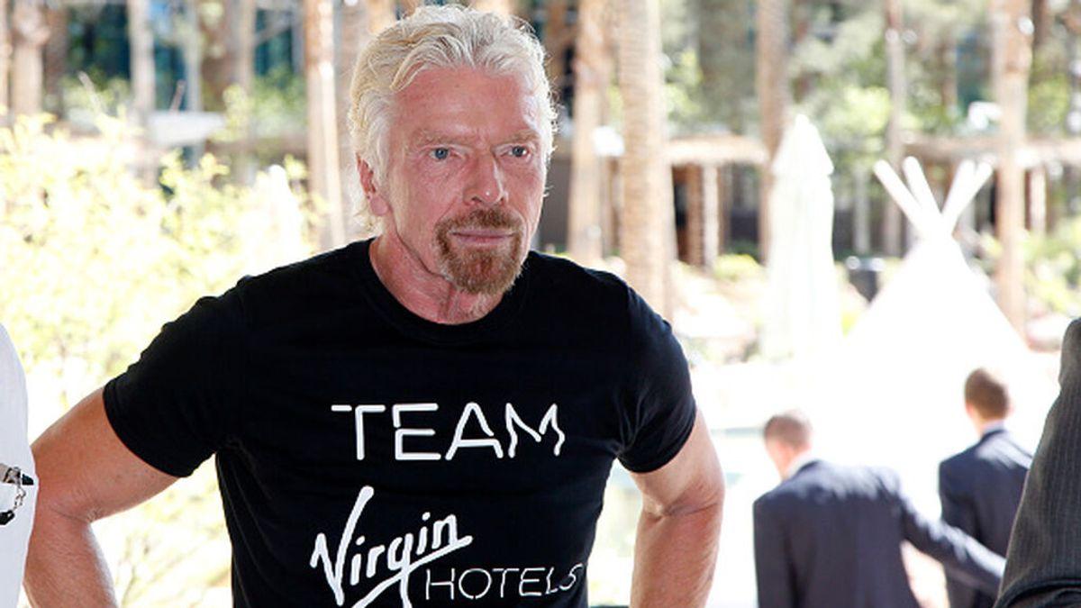 Guerra de egos en el ciberespacio: Richard Branson quiere ir al espacio antes que Bezos