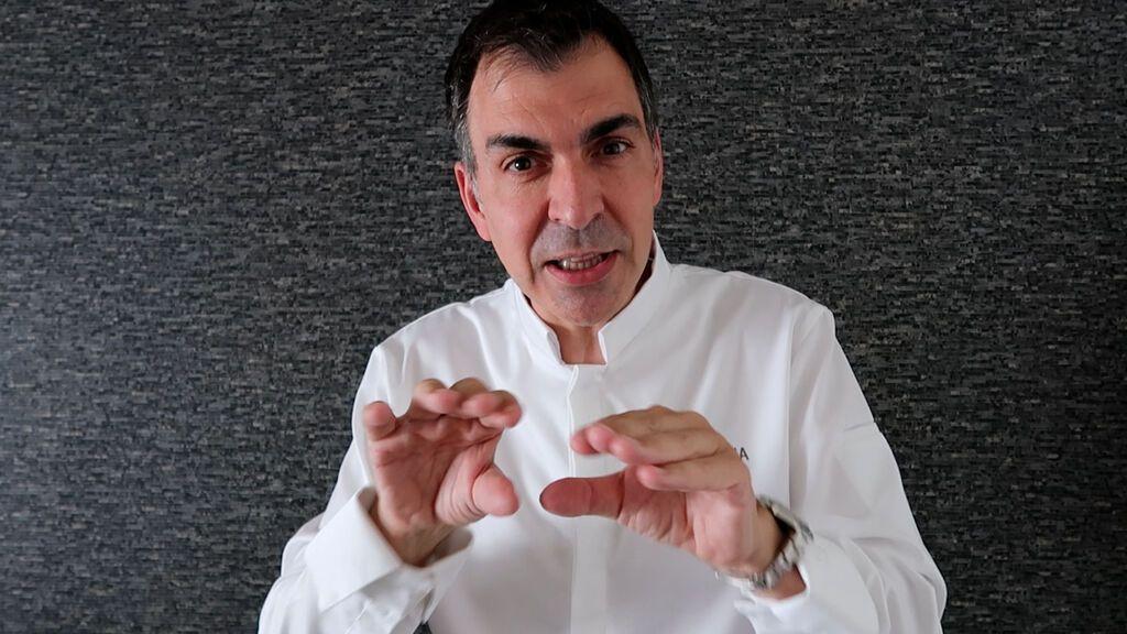 Ramón Freixa y los aperitivos: episodio 6