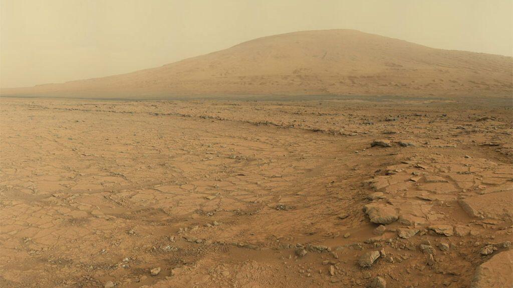 Marte reunía hace 3.500 millones de años condiciones para albergar vida