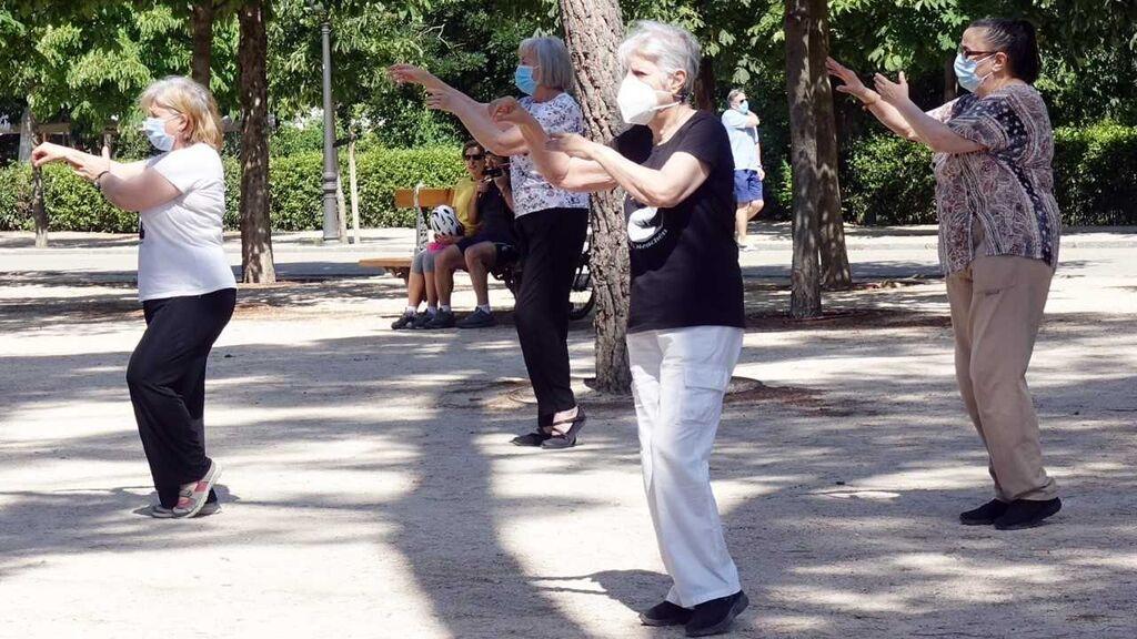 """El ejercicio multicompetente, esencial en el """"envejecimiento activo"""""""