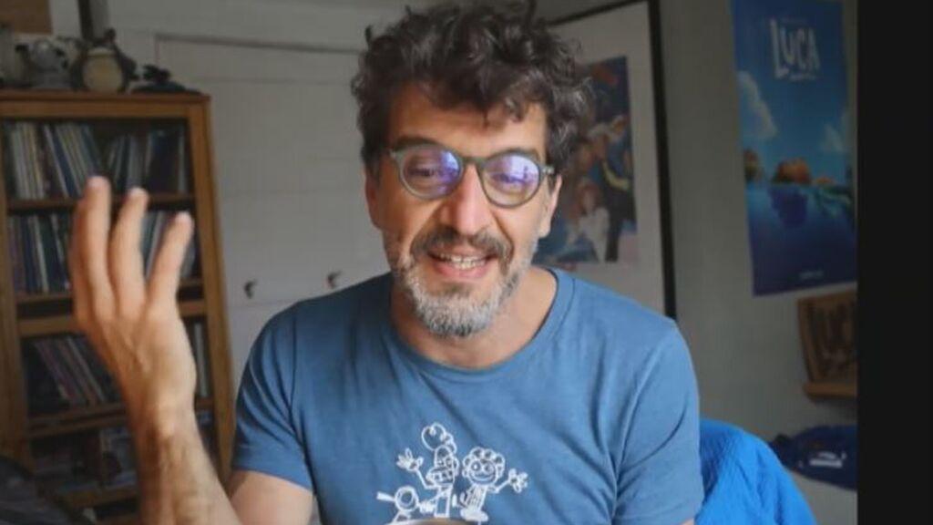"""Enrico Casarosa, director de 'Luca': """"La amistad te ayuda a crecer"""""""