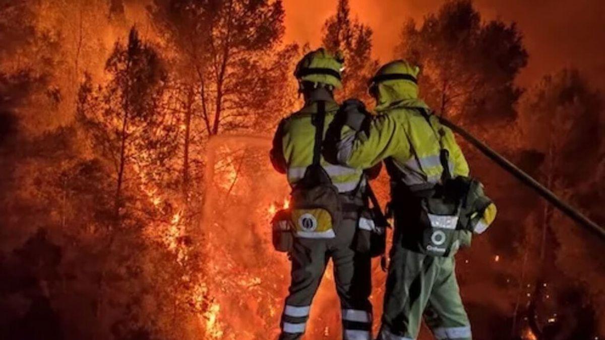 """Los incendios de sexta generación, imposibles de apagar, amenazan España: """"El riesgo es muy real"""""""