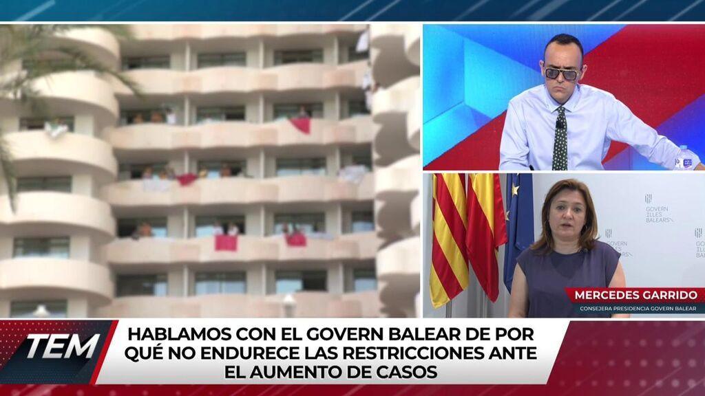 Risto Mejide discrepa con el Govern Balear