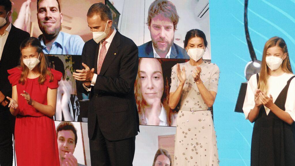 Los premios Princesa de Girona, en vídeo