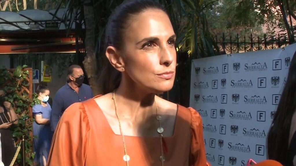 """Nuria Fergó sigue creyendo que la muerte de Àlex Casademunt es una """"mala broma"""""""