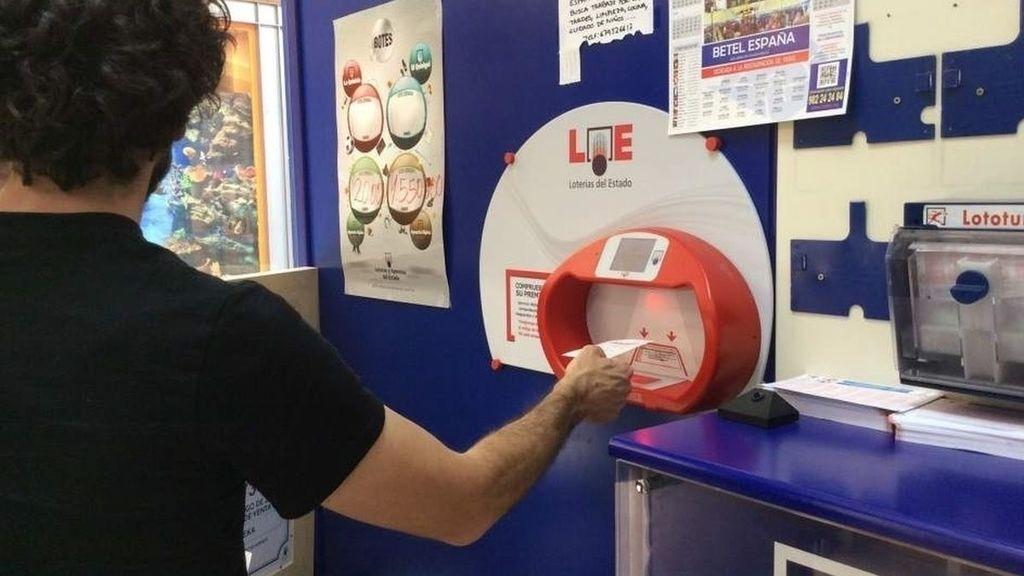 La Lotería deja parte de un primer premio en Valladolid capital