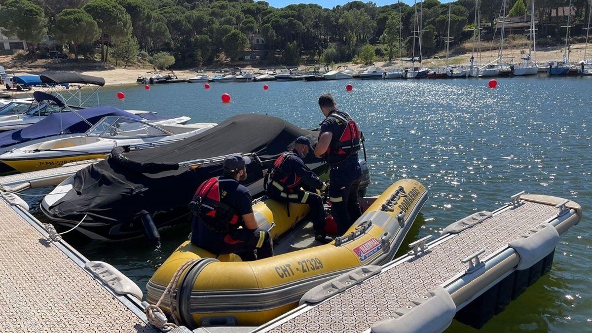 Encuentran el cuerpo del joven de 23 años que se ahogó en la tarde de ayer en Buitrago (Madrid)