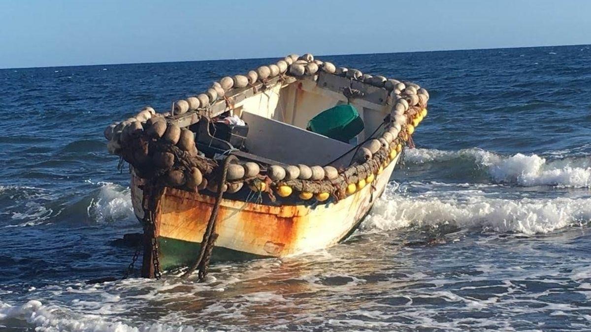 Rescatados 32 migrantes en dos embarcaciones tipo patera en aguas del archipiélago de Cabrera