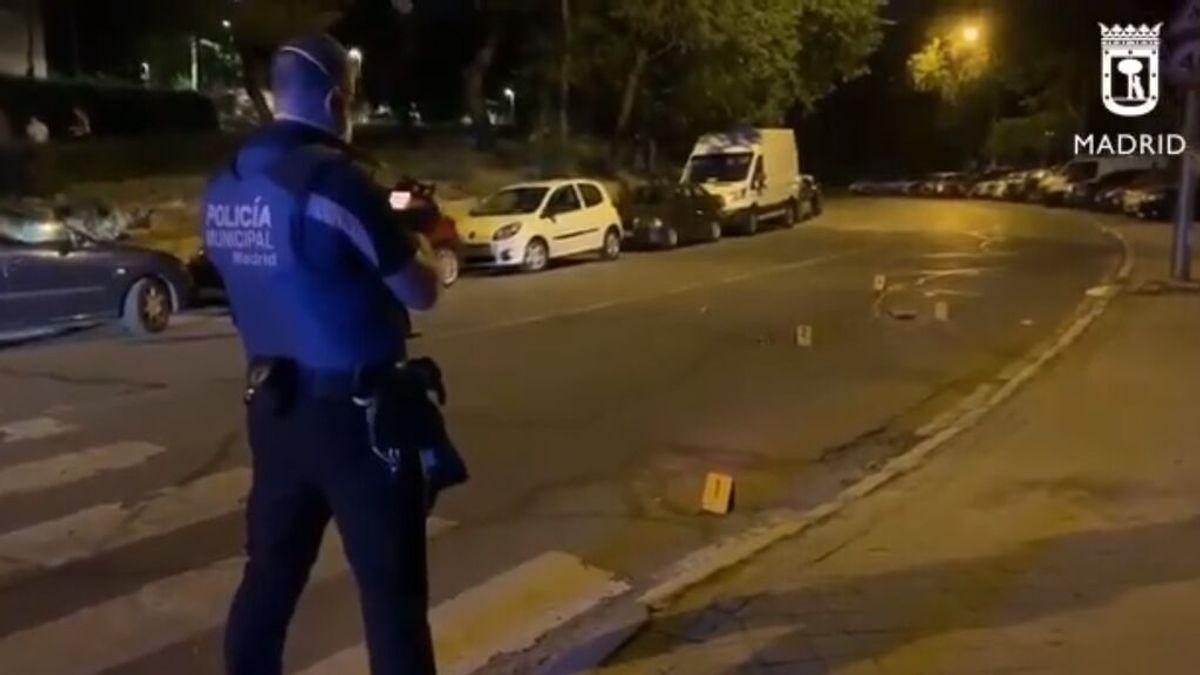 Un hombre en estado muy grave tras ser atropellado por un conductor que se ha dado la fuga en Entrevías, Madrid