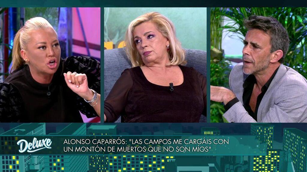 Belén Esteban le da la razón a Carmen Borrego