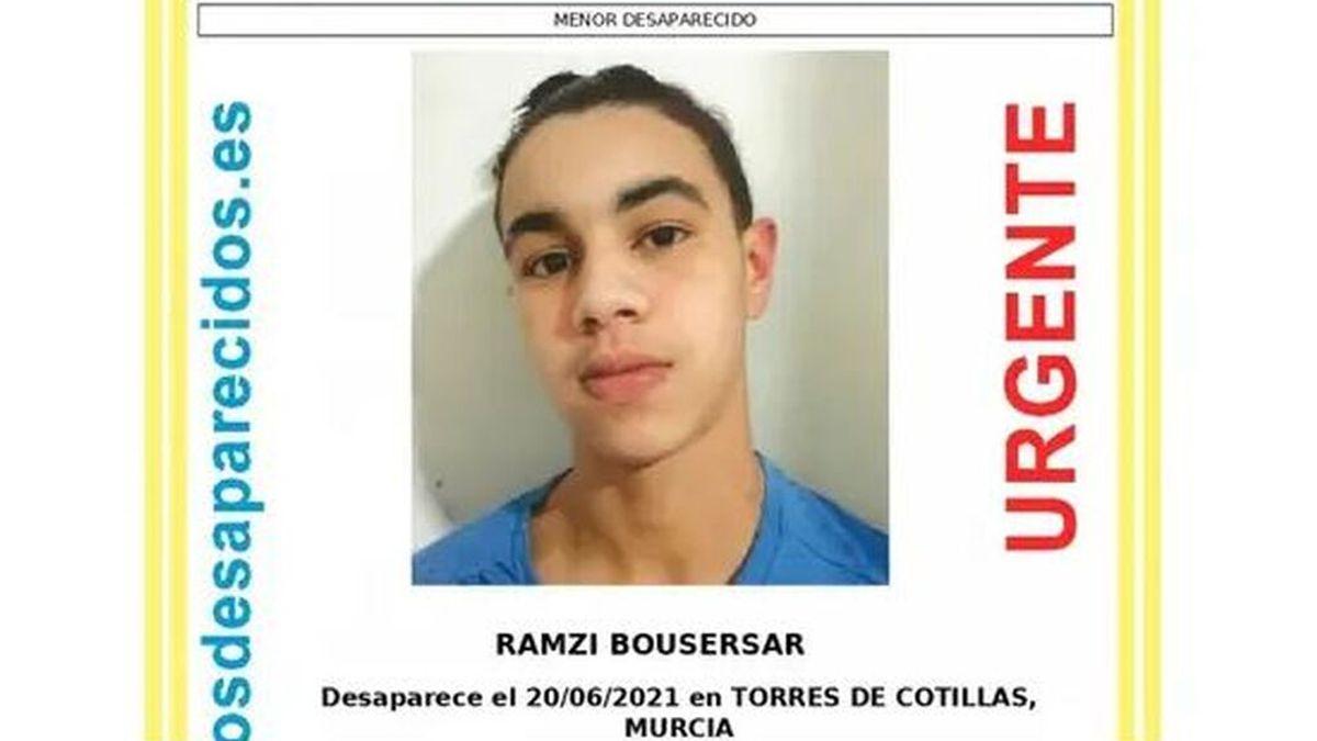 Buscan a un menor de 15 años desaparecido desde el 20 de junio en Las Torres de Cotillas (Murcia)