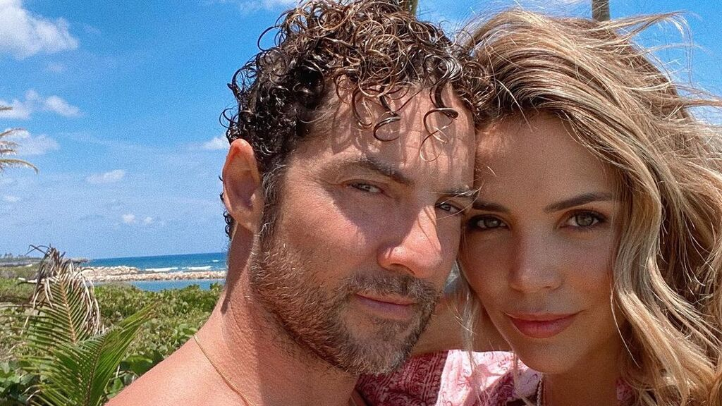 David Bisbal celebra su aniversario de boda con un romántico e inédito vídeo