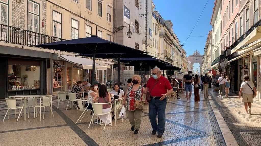 Portugal impone un nuevo toque de queda para frenar el avance imparable de los contagios