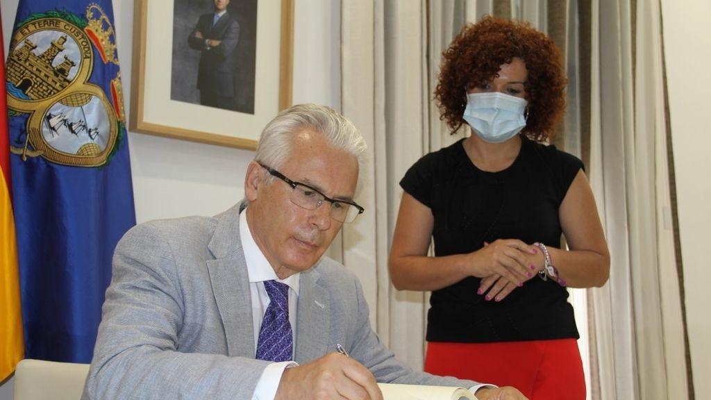 Garzón llegó a bloquear en 2009 la cuenta de Fasana que escondía la fortuna, entre otros, del rey emérito