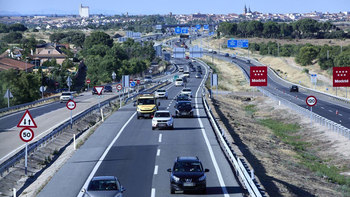 Tráfico.- Ocho fallecidos en las carreteras durante el primer fin de semana de 'Operación Salida' del verano