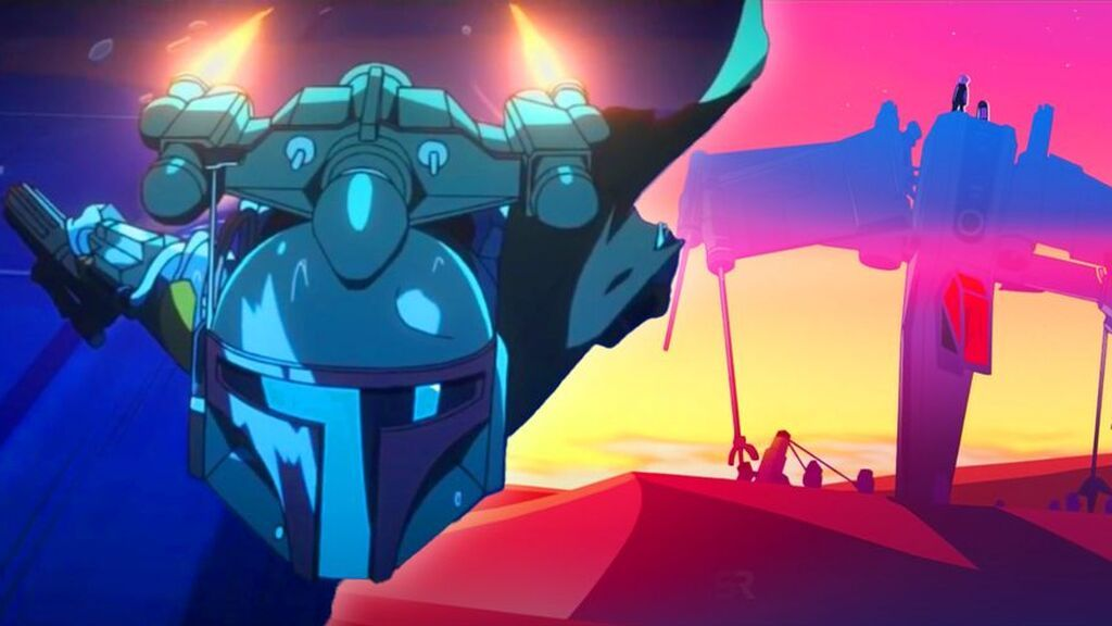 Star Wars se pasa al anime con 'Visions': así luce la antología de la saga galáctica con una mirada oriental