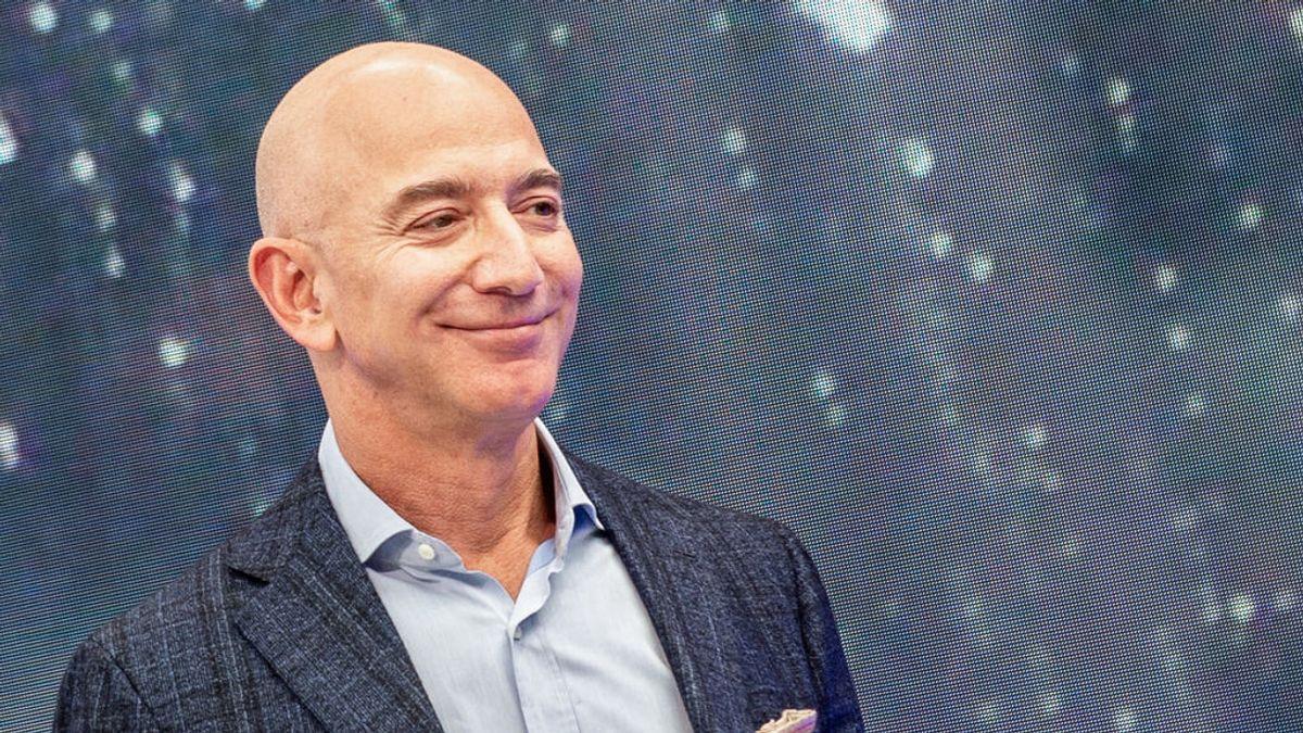 Jeff Bezos deja cerrado su relevo al frente de Amazon antes de viajar al espacio