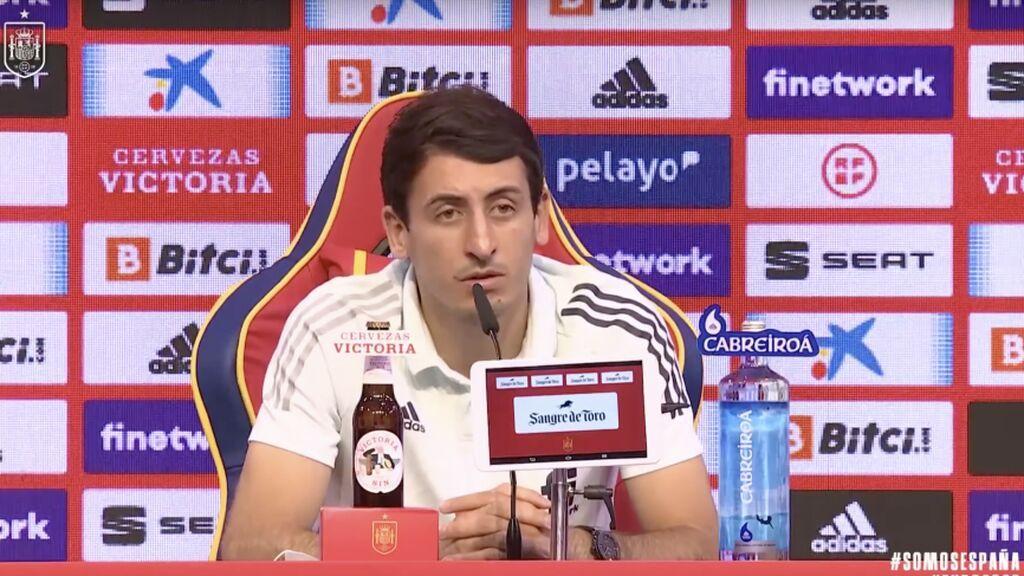 """Oyarzabal da el secreto del éxito de esta Selección: """"En ningún momento hemos tenido dudas de nosotros"""""""