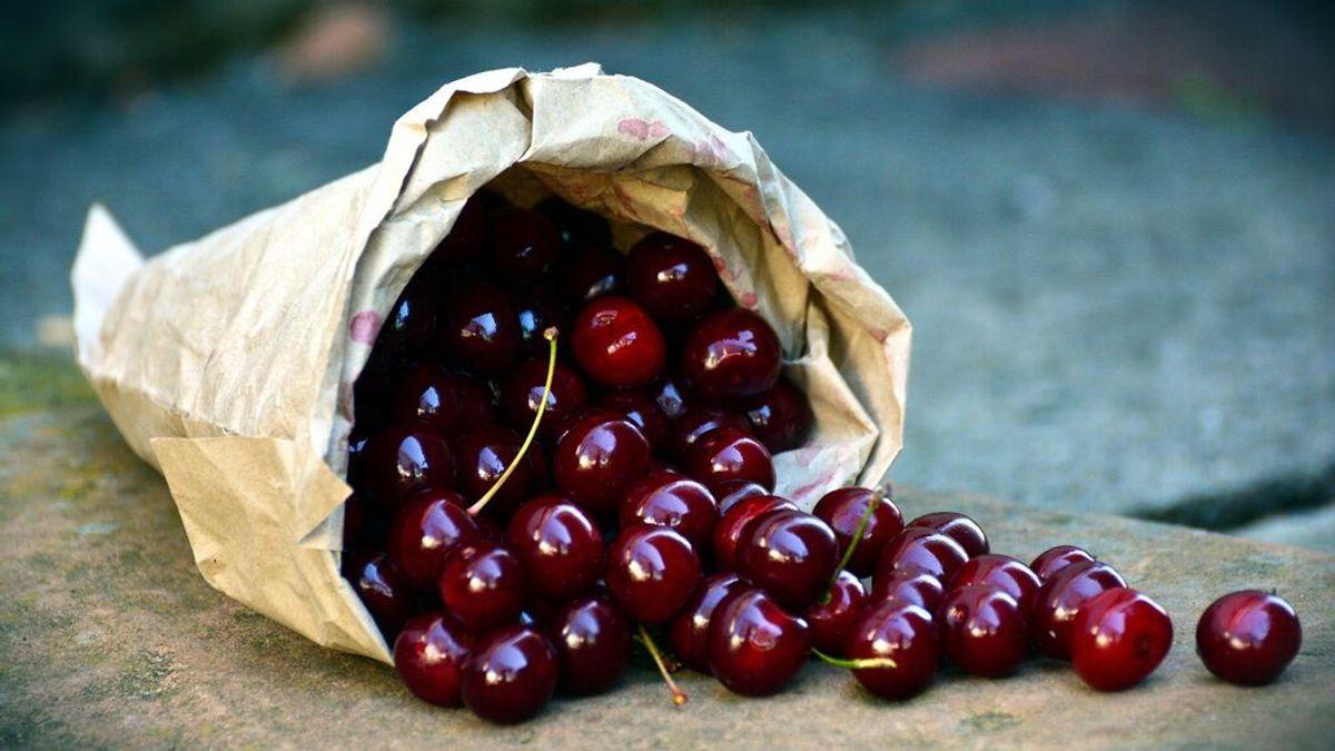 ¿Qué beneficios aportan las cerezas a la salud?