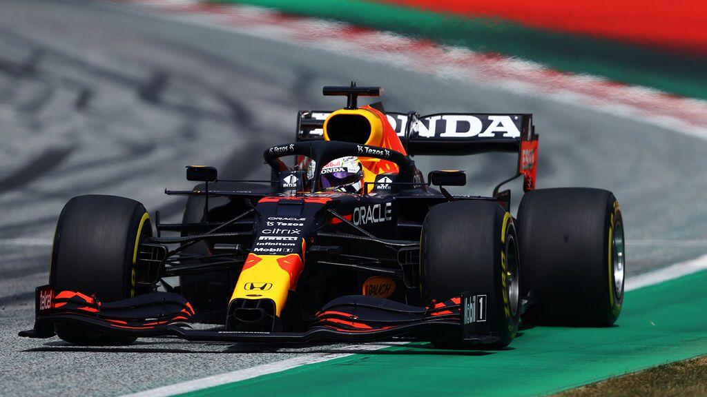 Verstappen gana en Austria y es aún más líder: Sainz y Alonso remontan para entrar en los puntos