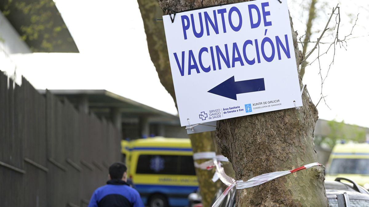 Galicia roza el 70% de la población vacunada contra la Covid con al menos una dosis y casi el 53% inmunizados