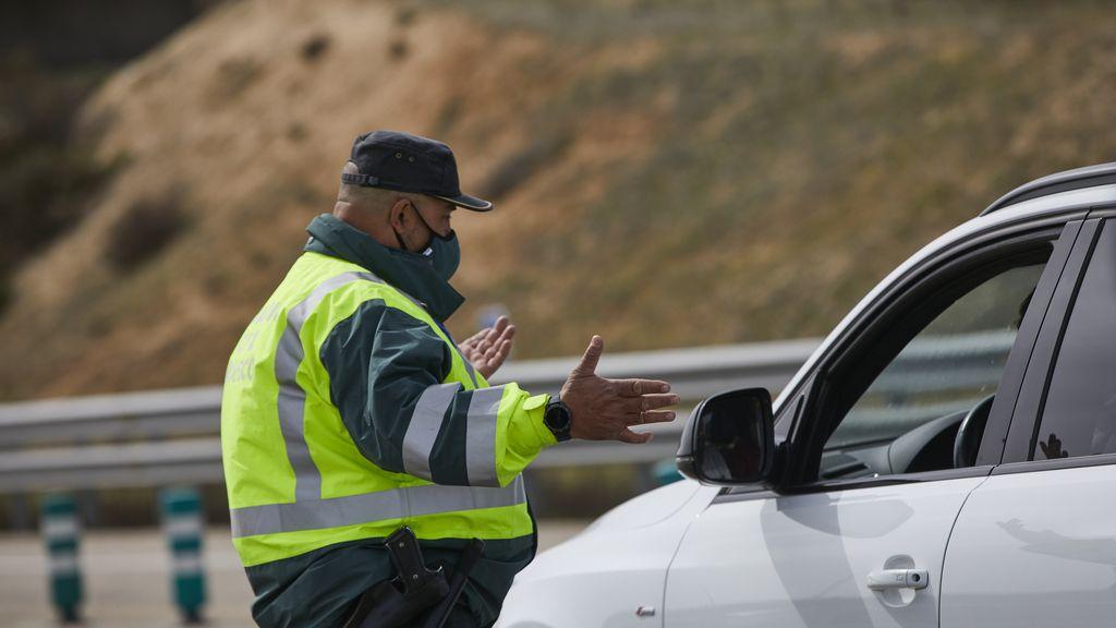 Sucesos.- Ocho heridos en una colisión múltiple entre seis vehículos en Villanueva del Duque