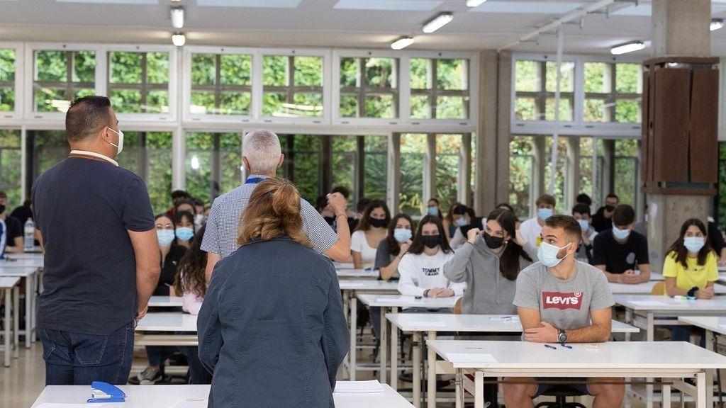 La EBAU extraordinaria roza los 1.000 matriculados en Las Palmas de Gran Canaria y se celebrará del 7 al 9 de julio