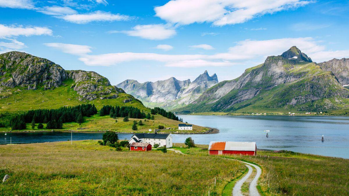 Calor excepcional en el Ártico: se alcanzan los 34 grados en el norte de Noruega