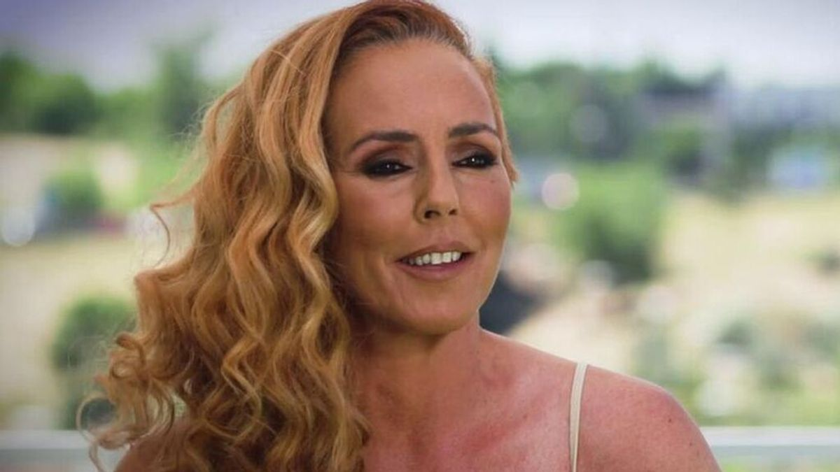 Rocío Carrasco habla de su fichaje por 'Sálvame'