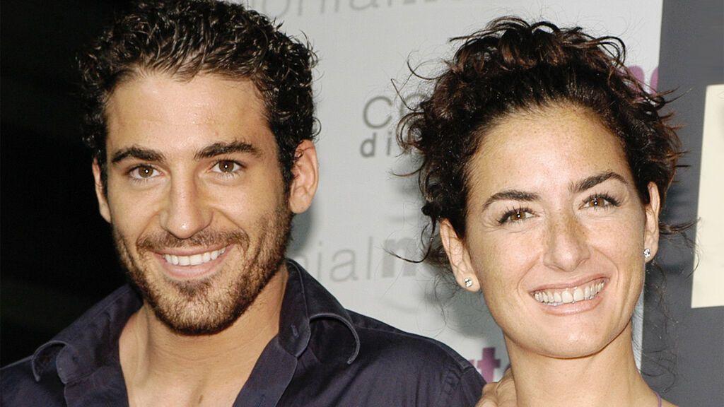 Una de las primeras novias de Miguel Ángel fue Belén López.