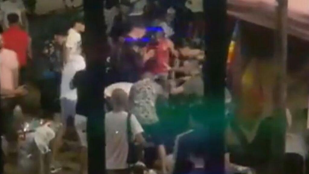 Una banda de delincuentes, detrás de la paliza a un joven en Terrasa