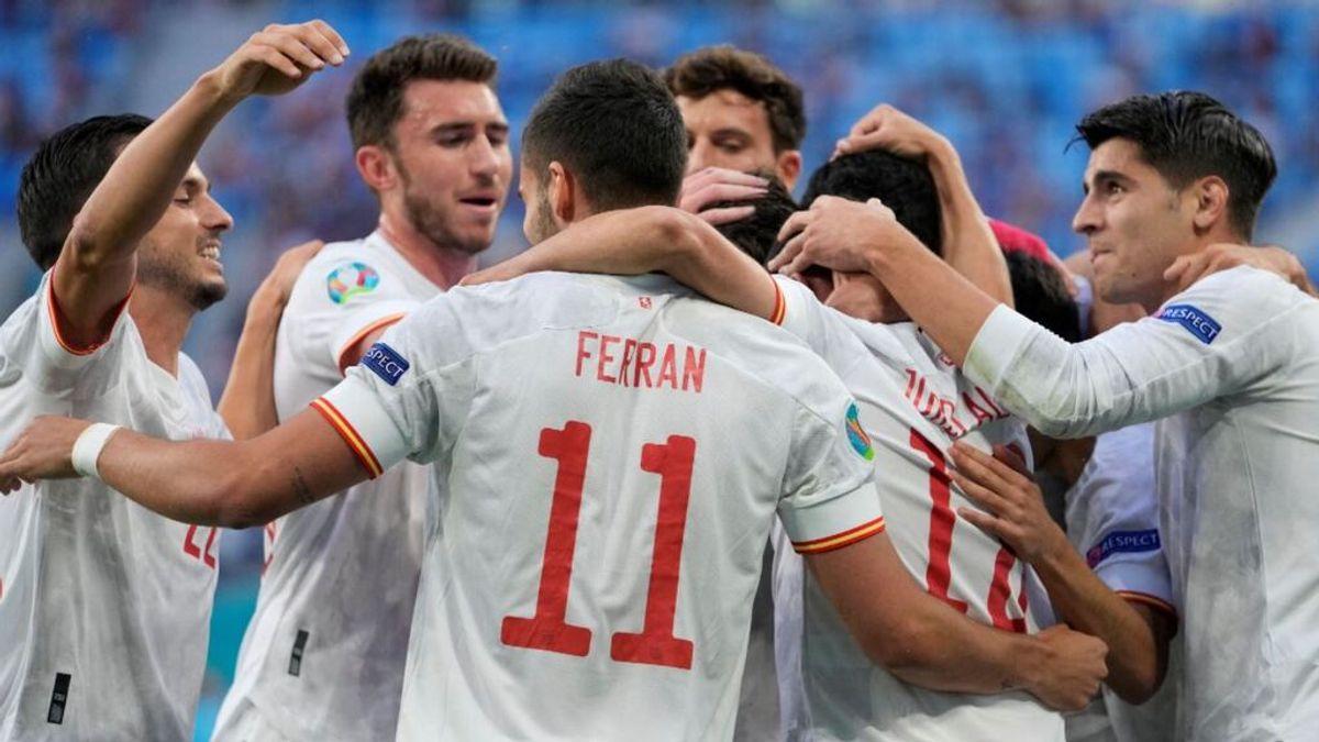 Partidos clave en Telecinco y Mitele: España-Italia e Inglaterra-Dinamarca se juegan mañana y el miércoles llegar a la final de la Euro2020