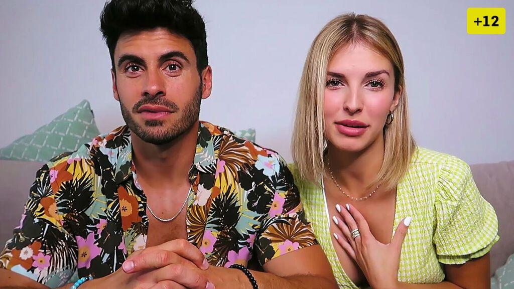 Noel Bayarri y su novia Cristina se sinceran sobre su relación (1/2)