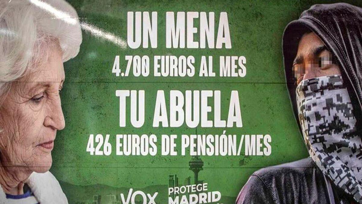 El aval judicial al cartel de Vox contra los menas: la absolución de Zapata y la crisis migratoria con Marruecos