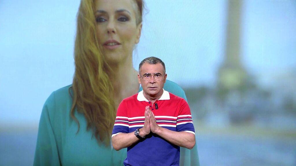 Jorge Javier Vázquez, sorprendido con la noticia