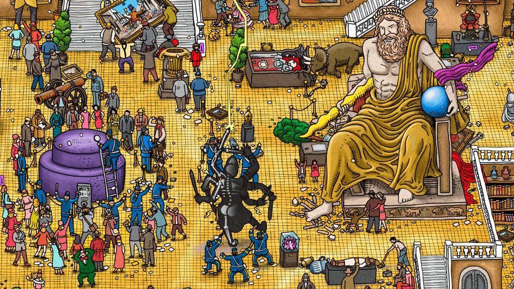 Labyrinth City: Pierre the Maze Detective