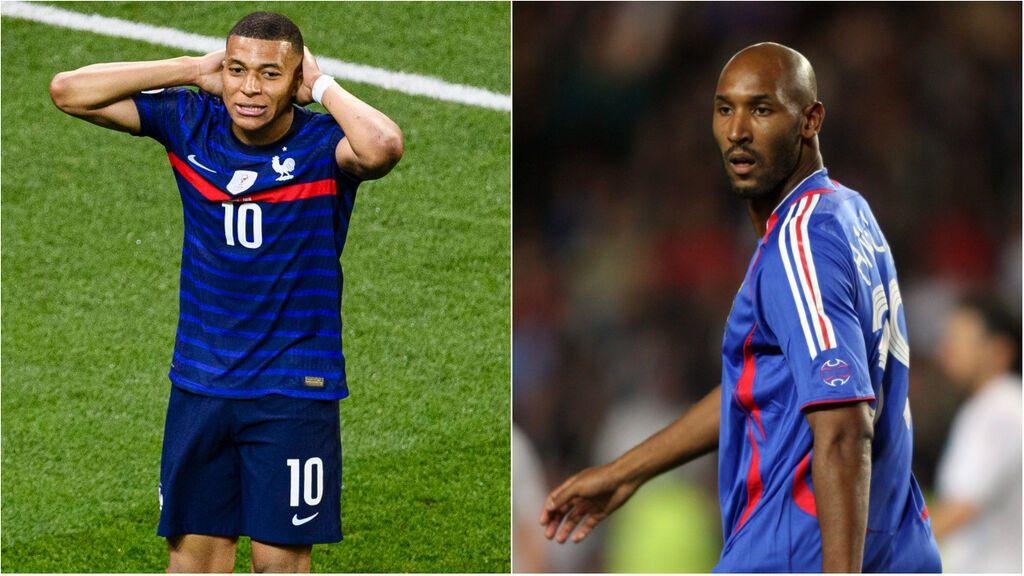 """Anelka le señala el camino a Mbappé: """"Si quieres ganar el Balón de Oro, tendrás que dejar el PSG"""""""