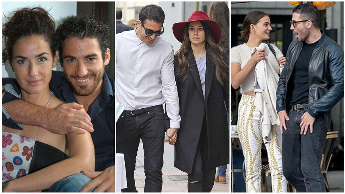 Estas han sido todas las novias conocidas de Miguel Ángel Silvestre: de Belén López y Blanca Suárez a Claudia Ruiz.