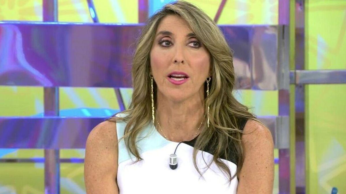 Paz Padilla responde a Rocío Carrasco