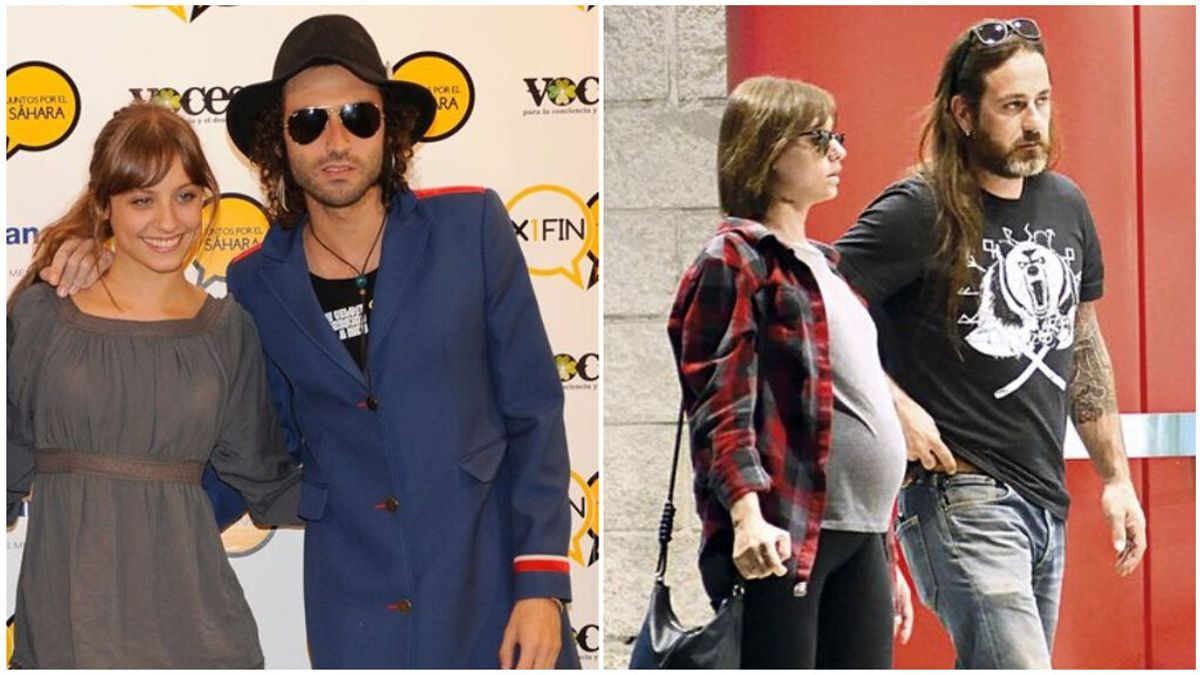 Las parejas de Michelle Jenner: de salir con el cantante Leiva a su vida discreta junto a su novio Javier y su hijo Hugo.