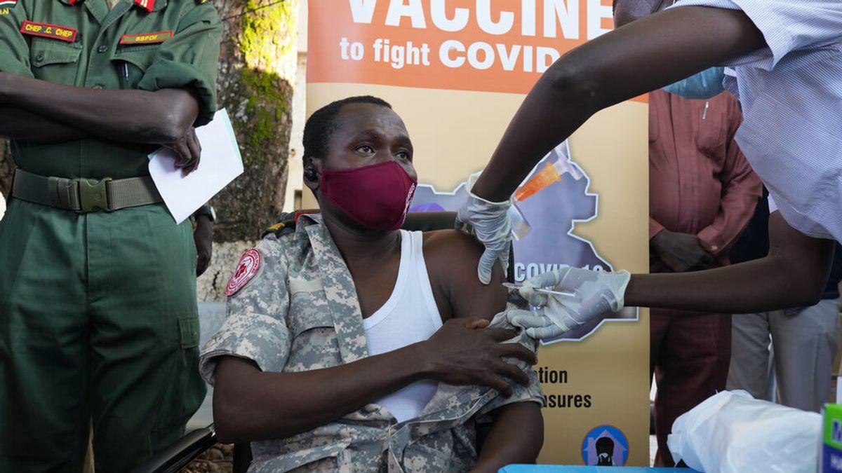 Las vacunas de la covid siguen sin llegar a los países en desarrollo: sólo el 1% de su población la ha recibido